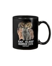 Phoebe - Cat Eat Sleep And Warrior - 104 Mug thumbnail