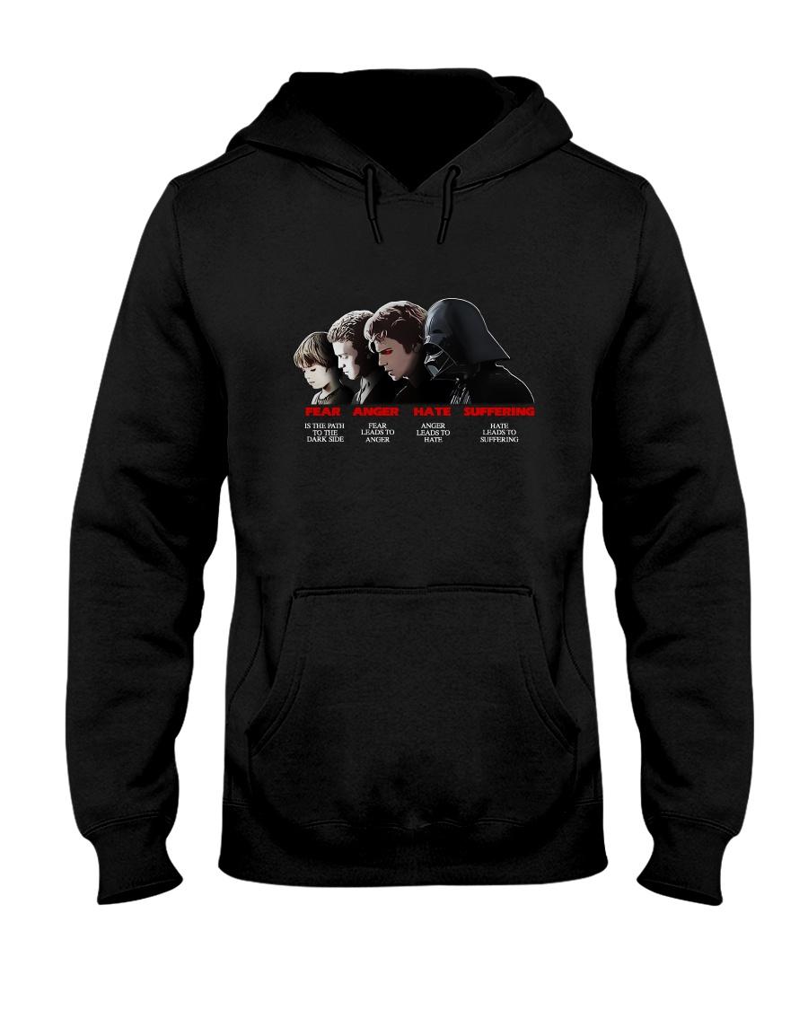 PHOEBE - Star war Dark side - 0512 - A9 Hooded Sweatshirt