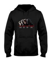 PHOEBE - Star war Dark side - 0512 - A9 Hooded Sweatshirt front