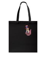 Labrador Retriever America Tote Bag thumbnail