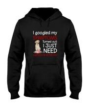 Labrador Retriever Symptoms Hooded Sweatshirt thumbnail