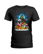 PHOEBE - English Mastiff - 1111 - B11  Ladies T-Shirt thumbnail