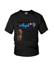 Dachshund Angels Youth T-Shirt thumbnail