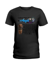 Dachshund Angels Ladies T-Shirt thumbnail