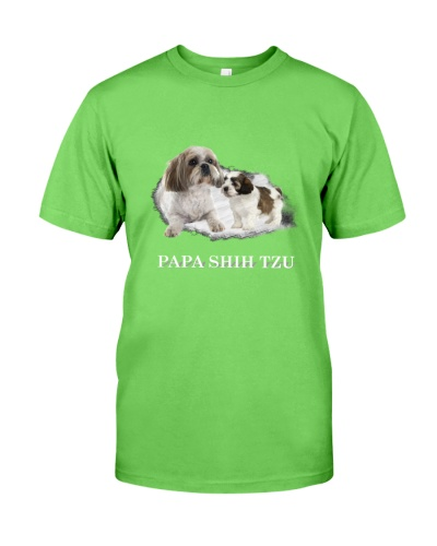 Papa Shih Tzu