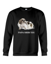 Papa Shih Tzu Crewneck Sweatshirt thumbnail