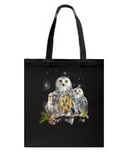 Owl Autism Tote Bag thumbnail