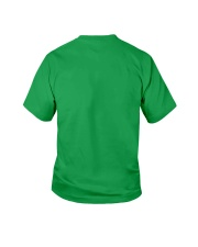Independence Day German Shepherd Youth T-Shirt back