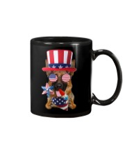 Independence Day German Shepherd Mug thumbnail