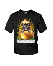 PHOEBE - German Shepherd - 2411 - F3 Youth T-Shirt thumbnail