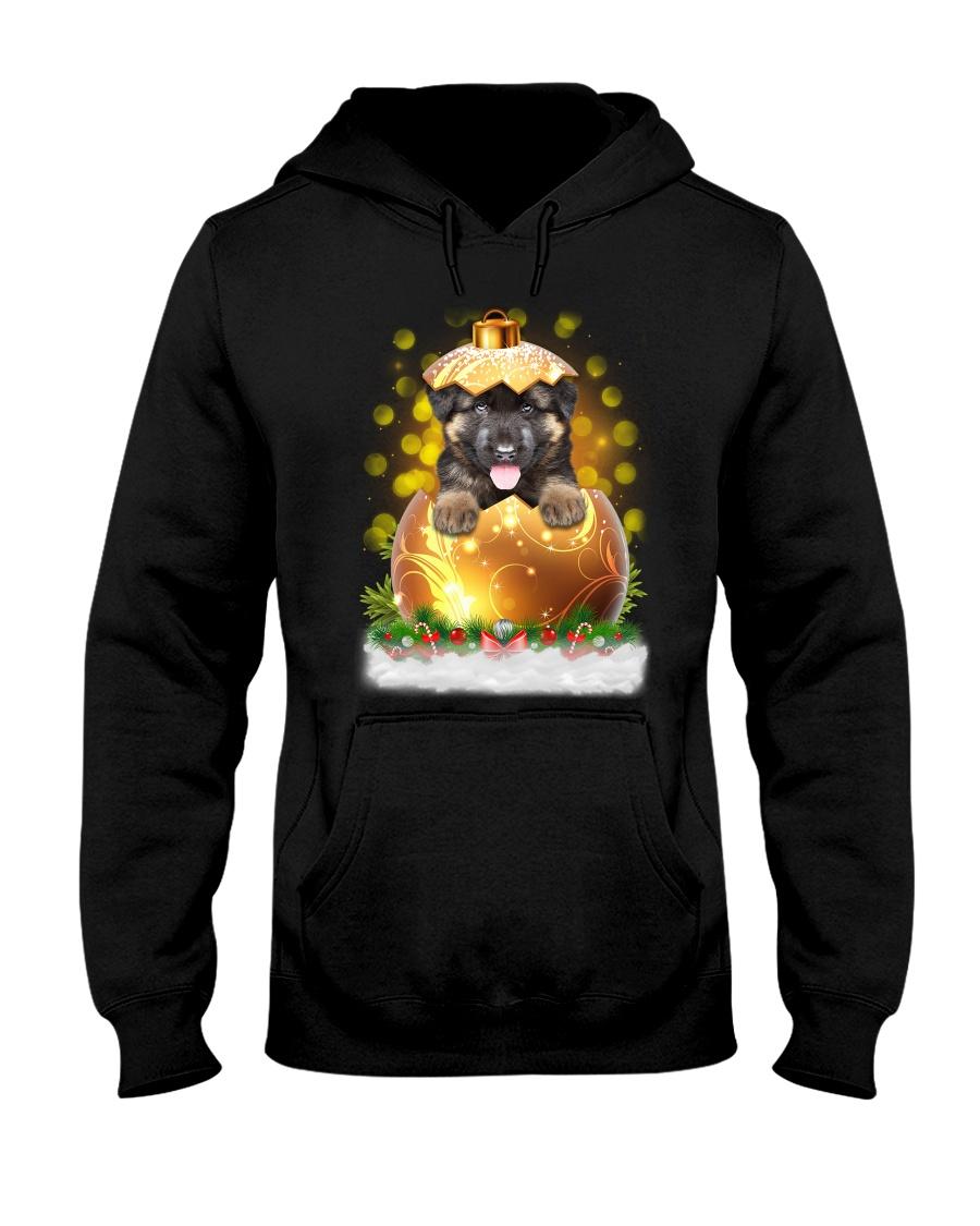 PHOEBE - German Shepherd - 2411 - F3 Hooded Sweatshirt