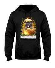 PHOEBE - German Shepherd - 2411 - F3 Hooded Sweatshirt front