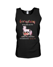 Everythings Beauty Unicorn Unisex Tank thumbnail