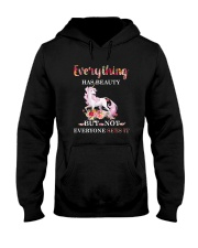 Everythings Beauty Unicorn Hooded Sweatshirt thumbnail