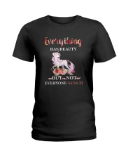 Everythings Beauty Unicorn Ladies T-Shirt thumbnail