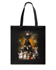 Phoebe - Chihuahua Mom And Babies - 104 Tote Bag thumbnail