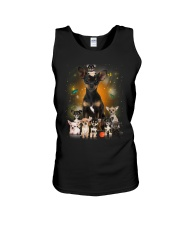 Phoebe - Chihuahua Mom And Babies - 104 Unisex Tank thumbnail
