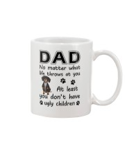 Dad Dachshund Mug tile
