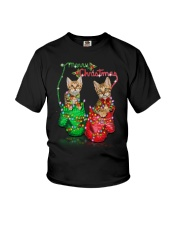 PHOEBE - Bengal Merry Xmas - 1310 - 91 Youth T-Shirt thumbnail