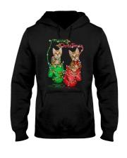 PHOEBE - Bengal Merry Xmas - 1310 - 91 Hooded Sweatshirt front