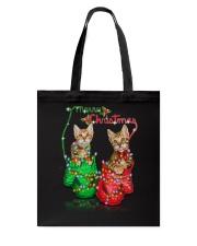 PHOEBE - Bengal Merry Xmas - 1310 - 91 Tote Bag thumbnail