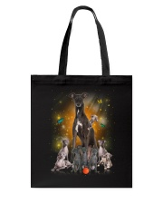 Phoebe - Greyhound Mom And Babies - 104 Tote Bag thumbnail