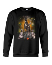 Phoebe - Greyhound Mom And Babies - 104 Crewneck Sweatshirt thumbnail