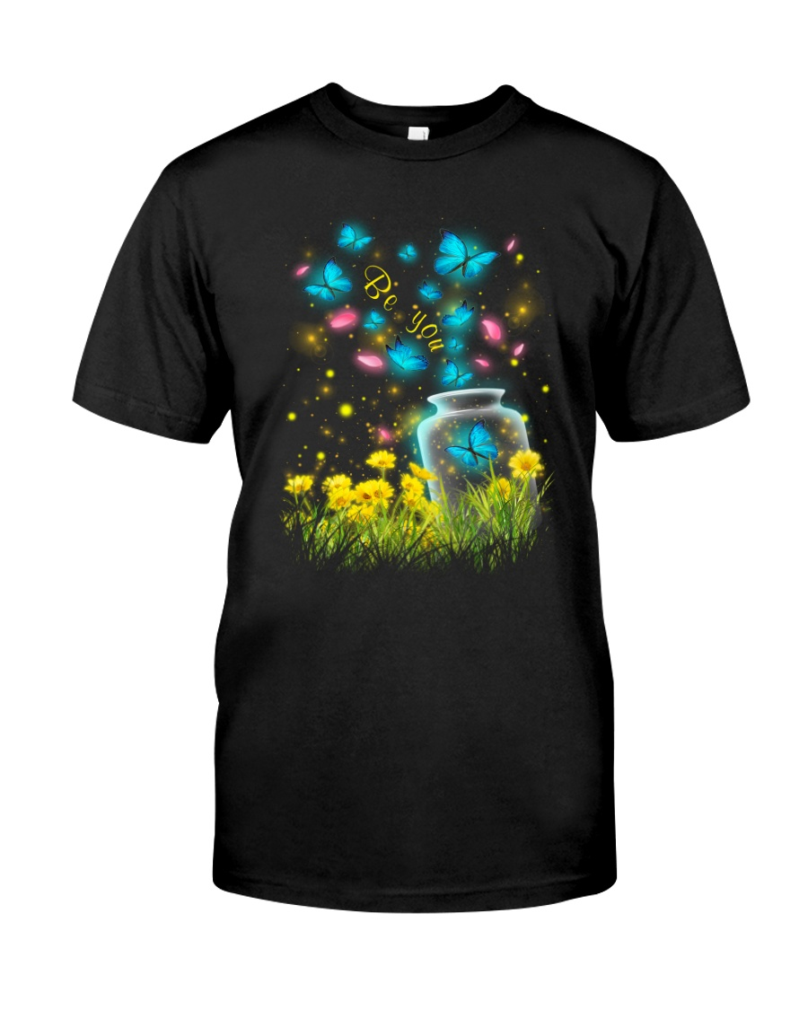 Butterfly Be You Classic T-Shirt