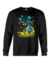 Butterfly Be You Crewneck Sweatshirt thumbnail