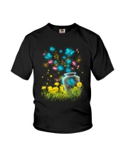 Butterfly Be You Youth T-Shirt thumbnail