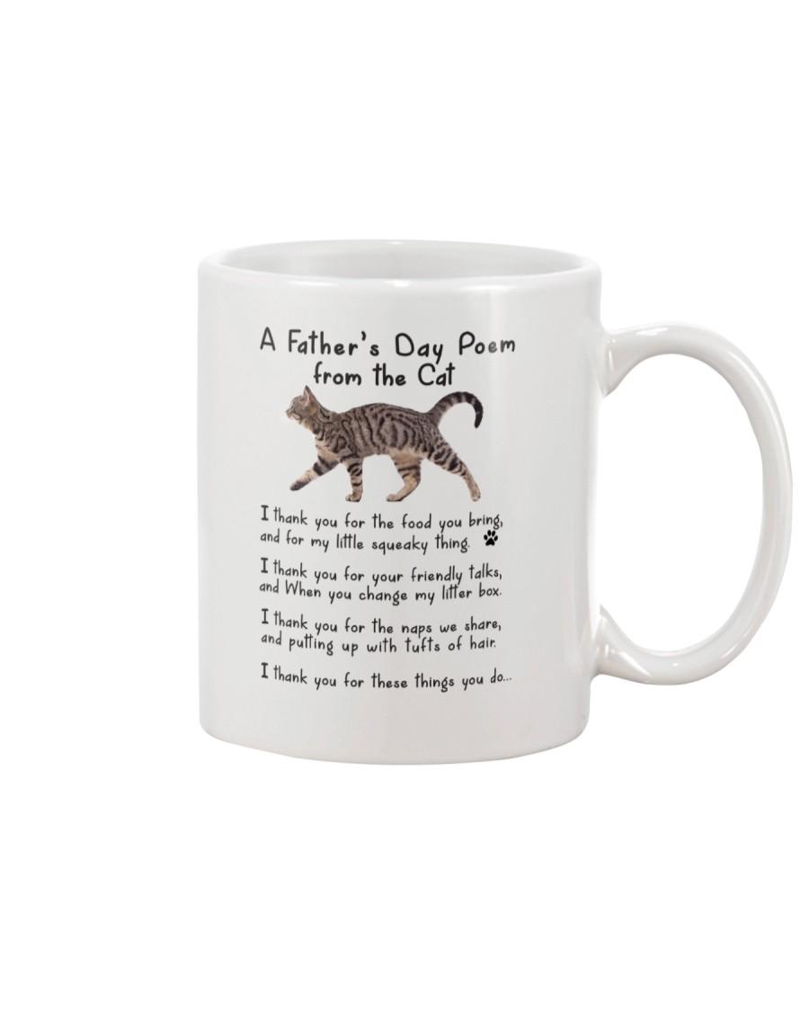 Poem From Cat Mug