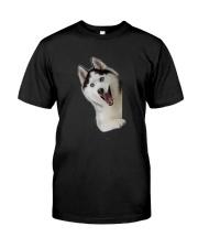 Hello Siberian Husky Classic T-Shirt thumbnail