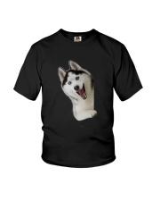 Hello Siberian Husky Youth T-Shirt thumbnail