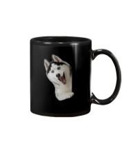 Hello Siberian Husky Mug thumbnail
