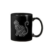 Cat Snowflake  Mug thumbnail