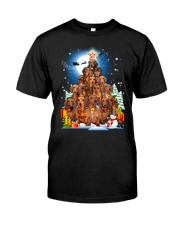 Dachshund Pine Phoebe 018 Classic T-Shirt thumbnail
