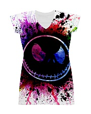 Colorful Face  All-over Dress thumbnail