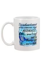Mermaid Standing Right Mug back
