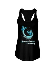 Those We Love Dont Go Away Ladies Flowy Tank thumbnail
