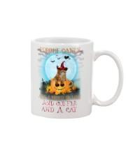 Cat And Coffee All I Need Mug thumbnail
