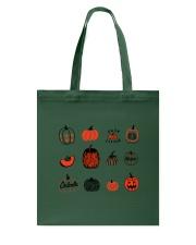 Many Pumpkins Tote Bag thumbnail