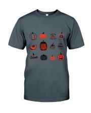 Many Pumpkins Classic T-Shirt thumbnail