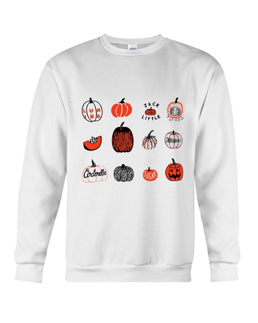 Many Pumpkins Crewneck Sweatshirt