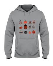 Many Pumpkins Hooded Sweatshirt thumbnail