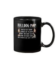 Bulldog Mom Mug thumbnail