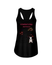 Poem From Bull Terrier Ladies Flowy Tank thumbnail