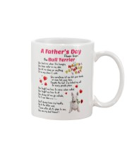 Poem From Bull Terrier Mug front