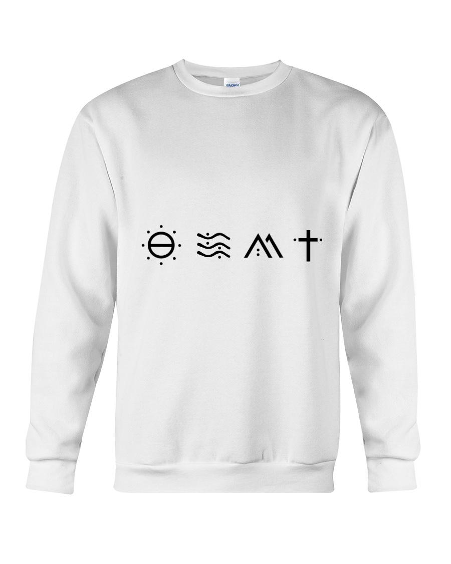 Symbols Life  Crewneck Sweatshirt