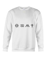 Symbols Life  Crewneck Sweatshirt front
