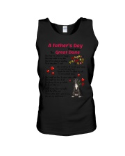 Poem From Great Dane Unisex Tank tile